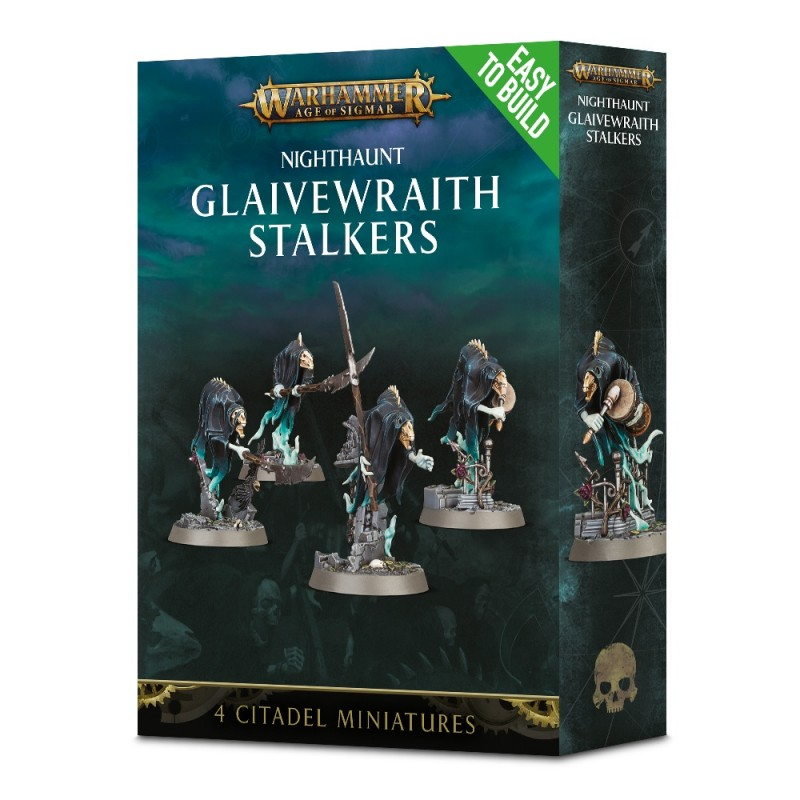 Easy to Build Glaivewraith Stalkers - Nighthaunts