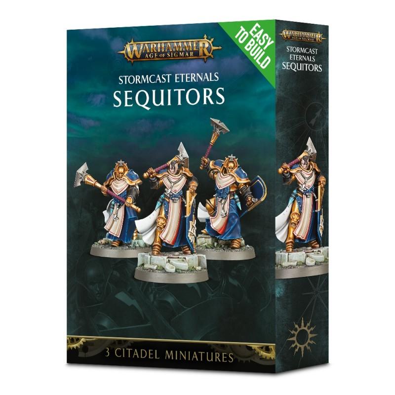 Easy to Build Sequitors - Stormcast Eternals