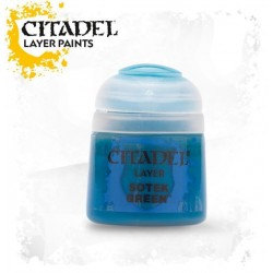 Citadel Layer Paints Sotek Green