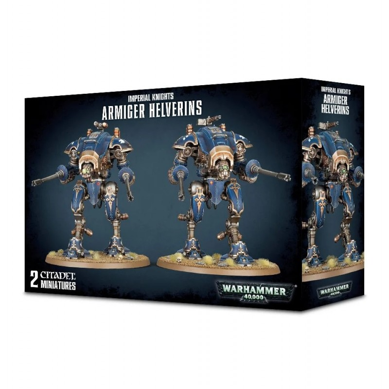 Armiger Helverins - Imperial Knights
