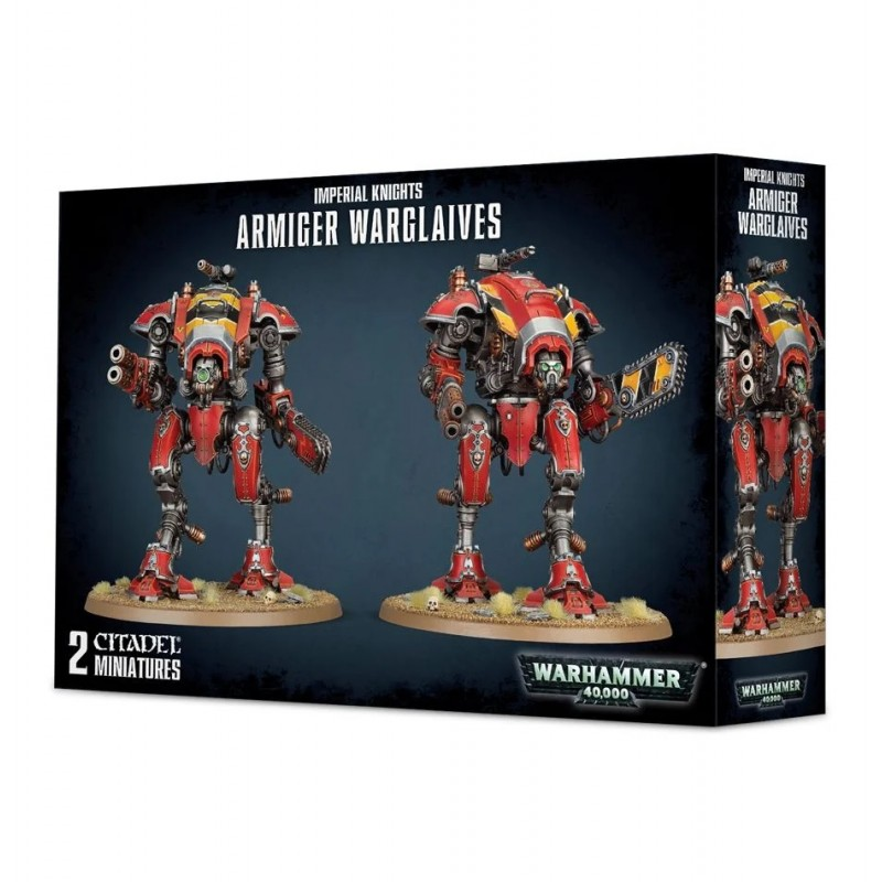 Armiger Warglaives - Imperial Knights