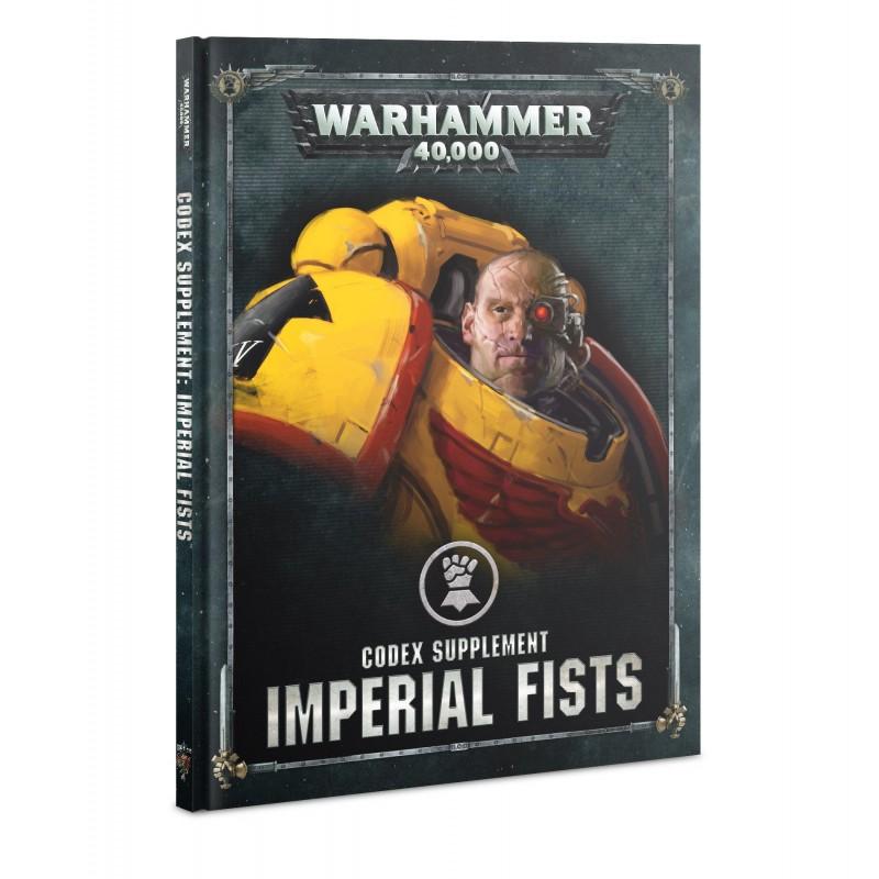 Supplément de Codex: Imperial Fists (HB) (Français)