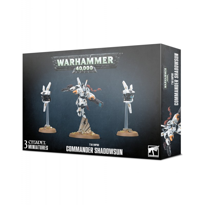 Commander Shadowsun - T'au Empire