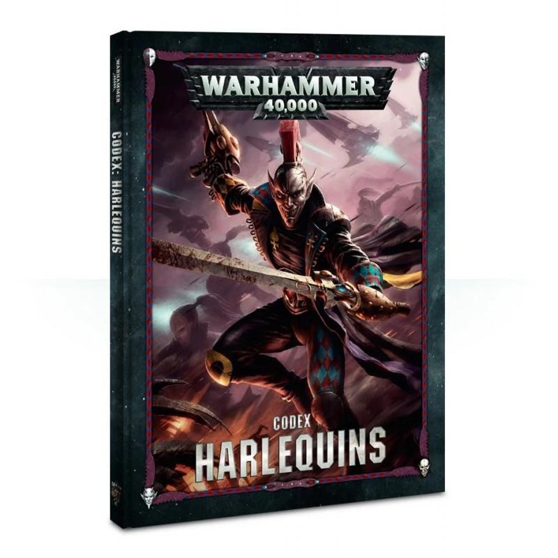 Codex: Harlequins (HB) (Français)