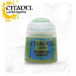 Citadel Layer Paints Warboss Green