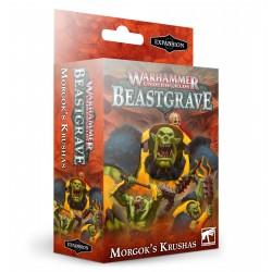 Morgok's Krushas  - Warhammer Underworlds: Beastgrave