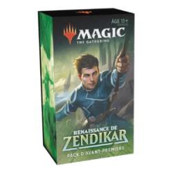 Renaissance de Zendikar - Pack d'avant-premiere Magic VF