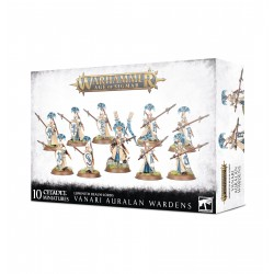 Vanari Auralan Wardens - Lumineth Realm Lords