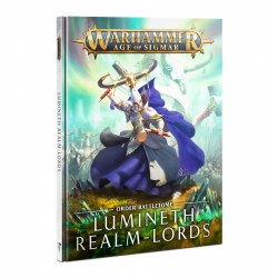 Battletome: Lumineth Realm Lords - HB (Français)