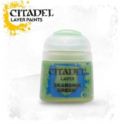 Citadel Layer Paints Skarsnik Green