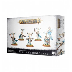 Alarith Stoneguard - Lumineth Realm Lords