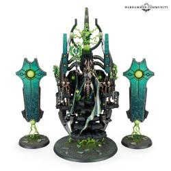 Szarekh, le Roi Silencieux - Nécron