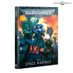 Codex: Space Marines V9 (HB) (Fançais)