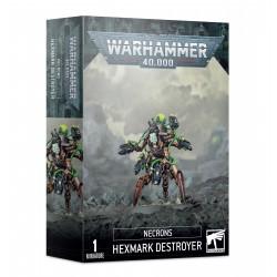 Destroyer Hexmark - Nécrons