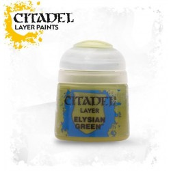 Citadel Layer Paints Elysian Green