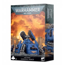 Bunker Hammerfall - Space Marine