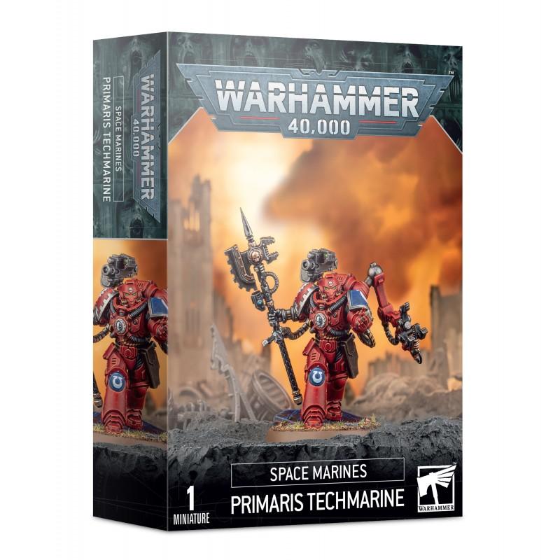 Techmarine Primaris - Space Marine