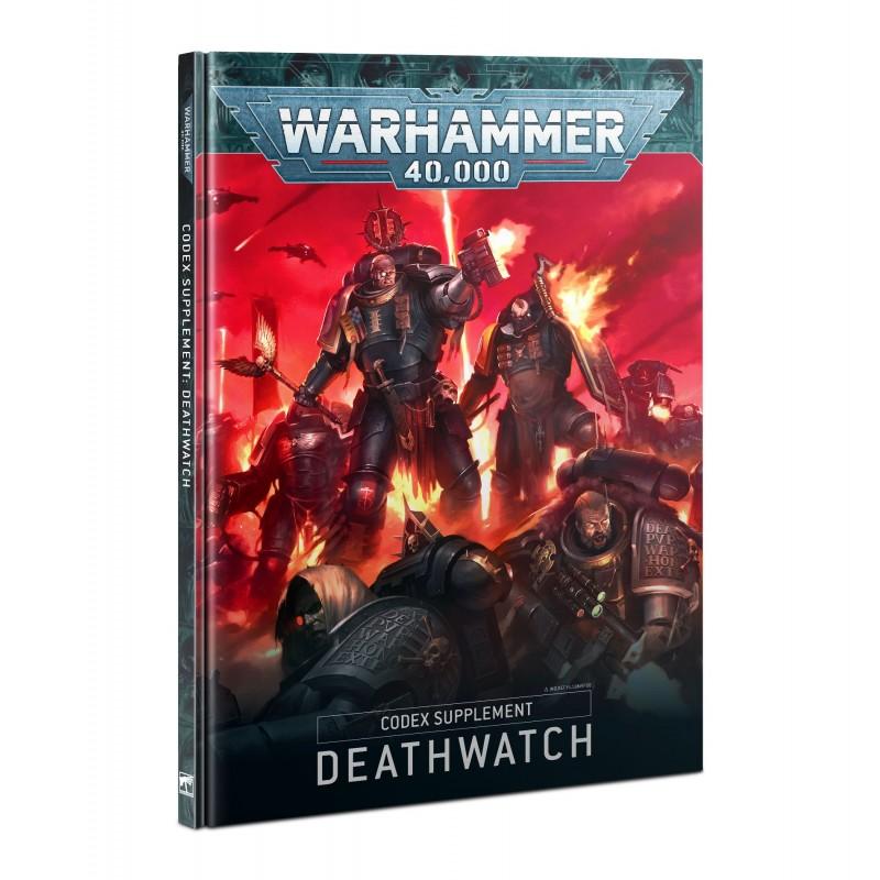 Supplément de Codex: Deathwatch V9 (HB) (Français)