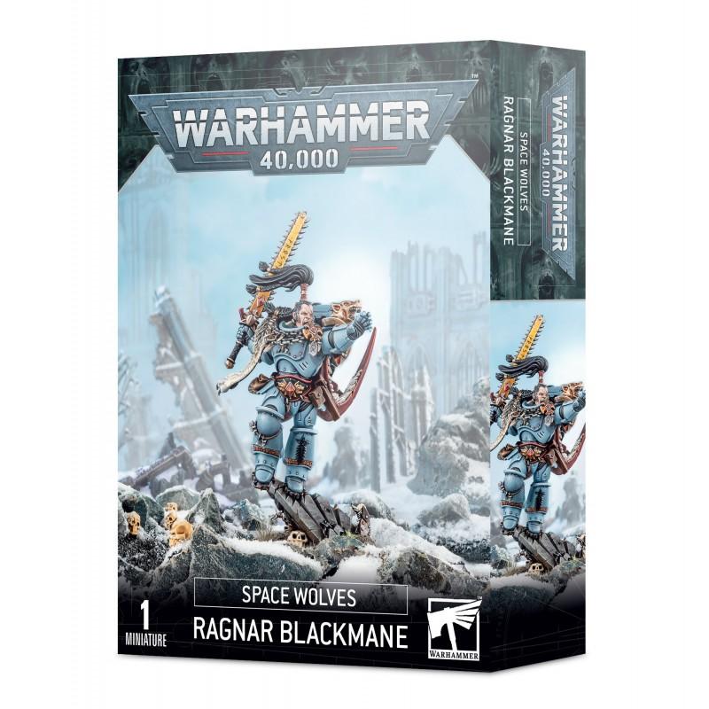 Ragnar Blackmane - Space Wolves