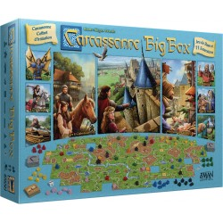 Big Box pour Carcassonne