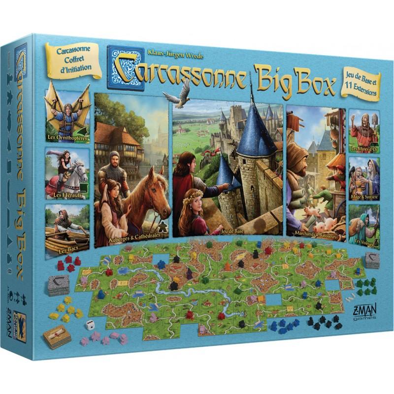 Big Box pour Carcassonne