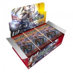 Boite de 36 Boosters - Saga Cluster - L'épopée du Dieu Dragon - Force of Will - FR