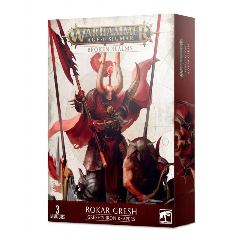 Broken Realms: Rokar Gresh – Gresh's Iron Reapers
