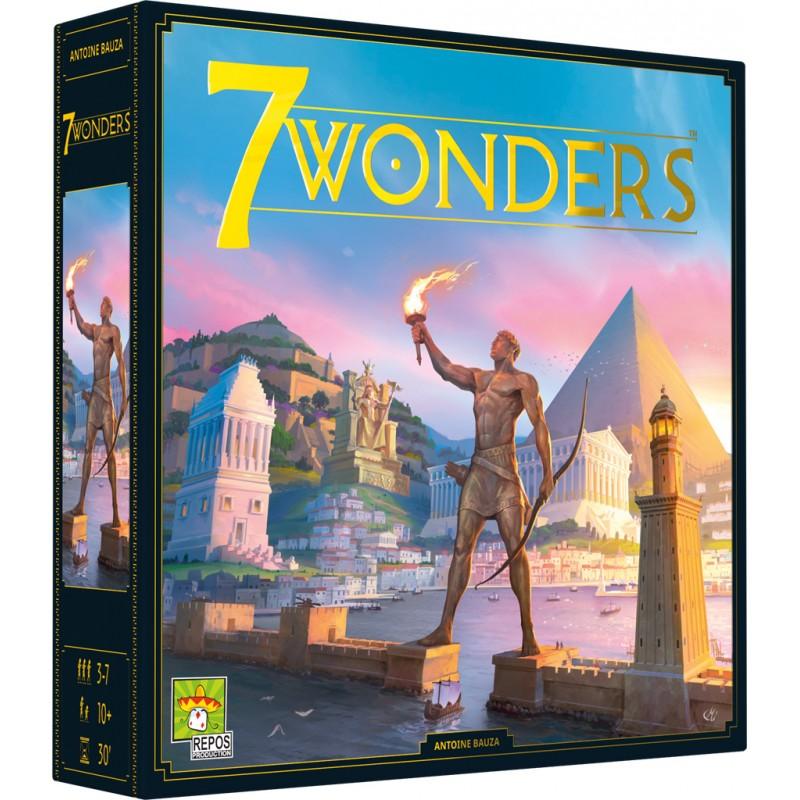 7 Wonders (Nouvelle Edition)
