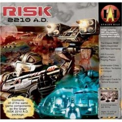 Risk 2210 A.D. - Avalon Hill