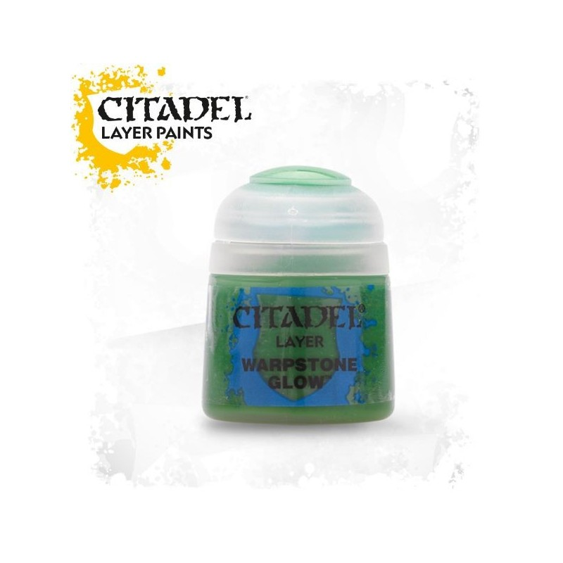 Citadel Layer Paints Warpstone Glow