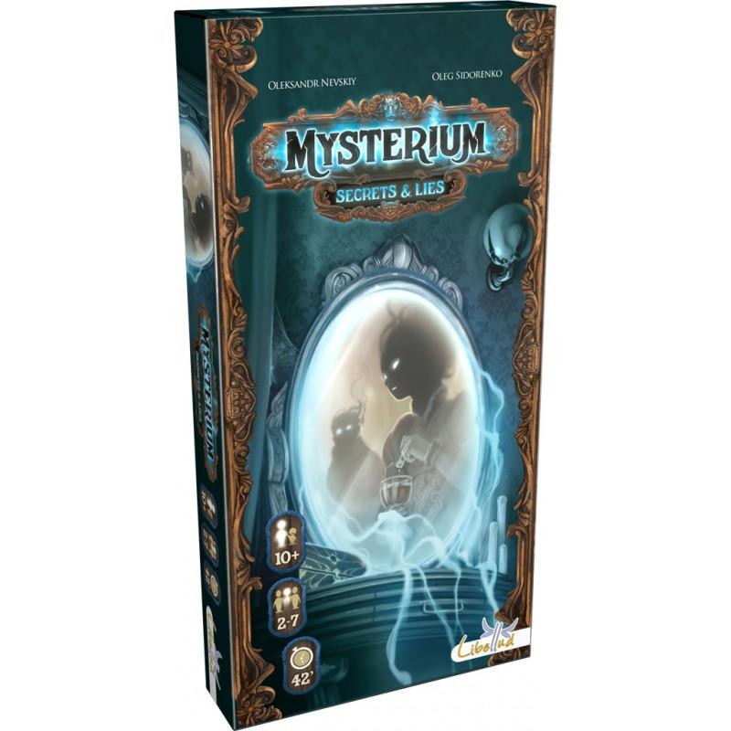 Mysterium Secrets and Lies Extension