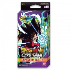 Expansion Set - UW2 [BE15] - DRAGON BALL SUPER CARD GAME