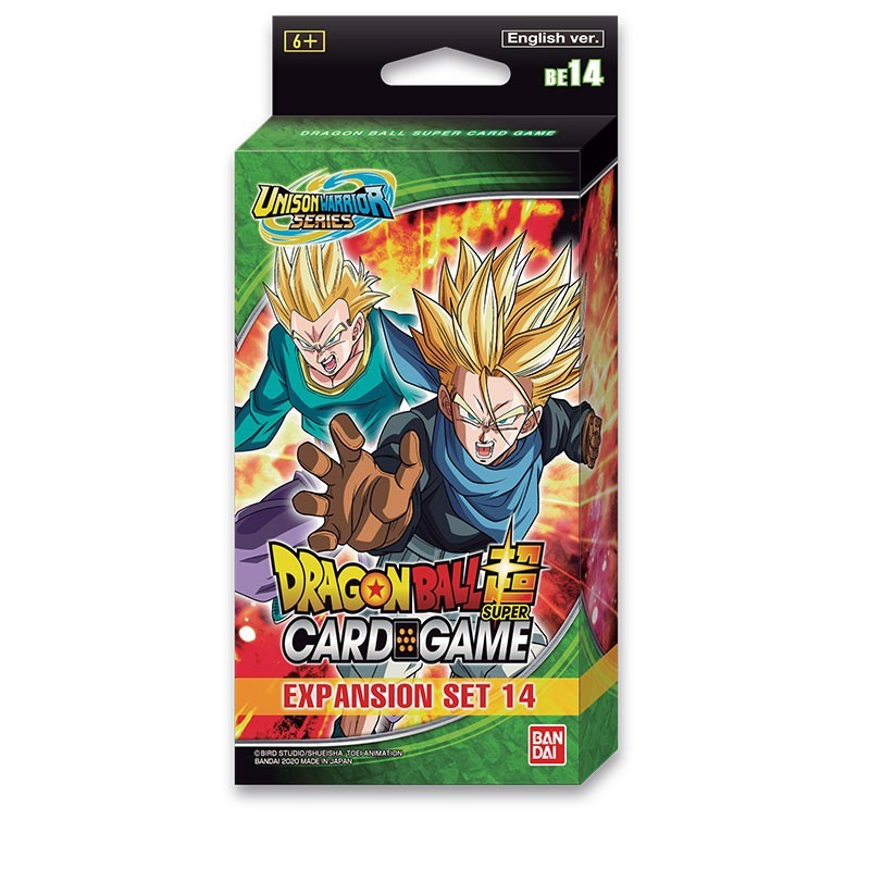 Expansion Set - UW1 [BE14] Anglais - DRAGON BALL SUPER CARD GAME