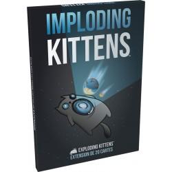 EXPLODING KITTENS : IMPLODING KITTENS (EXT)