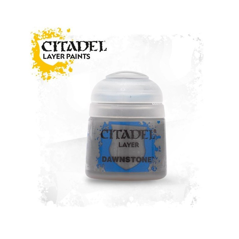 Citadel Layer Paints Dawnstone
