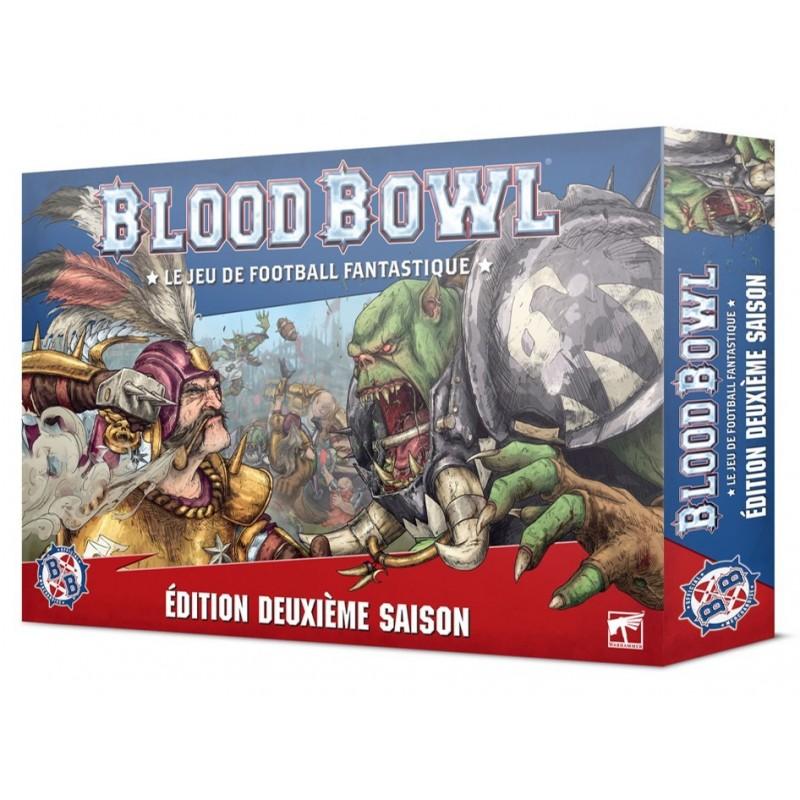 Blood Bowl: Édition Seconde Saison FR