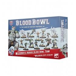 Précommandes - Blood Bowl: Équipe d'Horreurs Nécromantiques: les Wolfenburg Crypt-Stealers