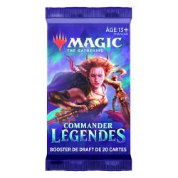 Commander Legends Draft Boosters - FR