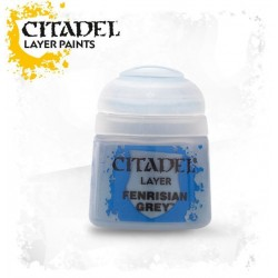 Citadel Layer Paints Fenrisian Grey