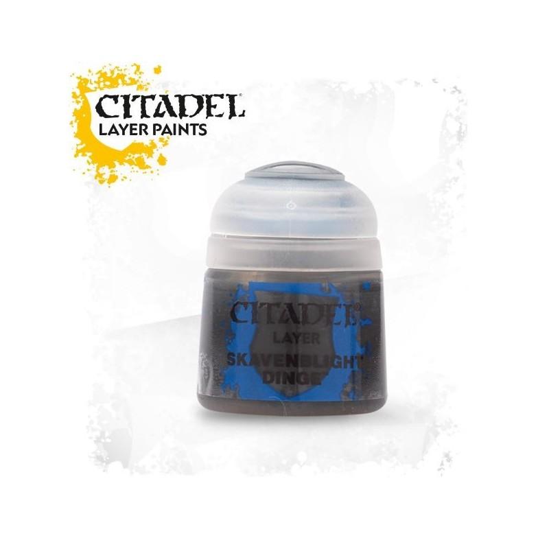 Citadel Layer Paints Skavenblight Dinge