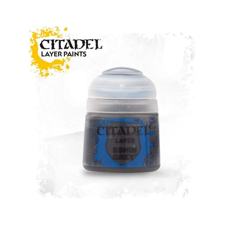 Citadel Layer Paints Eshin Grey