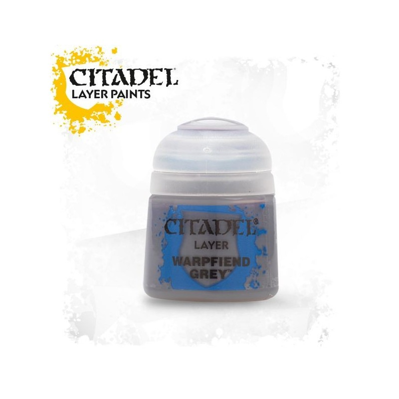 Citadel Layer Paints Warpfiend Grey