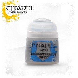 Citadel Layer Paints Administratum Grey