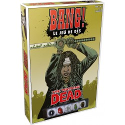 Bang ! Le Jeu de Dés : The Walking Dead