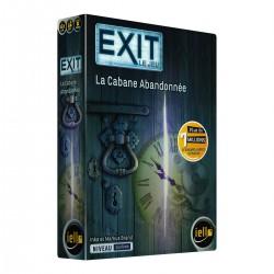 Exit le jeu: la cabane abandonnée