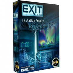 Exit le jeu: la station polaire