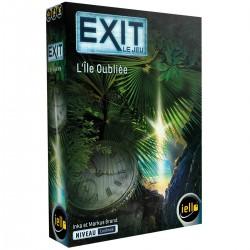 Exit le jeu: l'île oubliée
