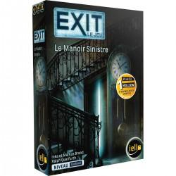 Exit le jeu: le Manoir Sinistre
