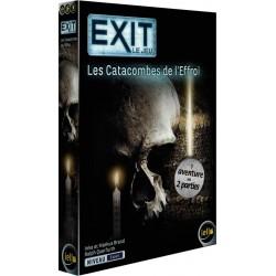 Exit le jeu: les Catacombes de l'Effroi