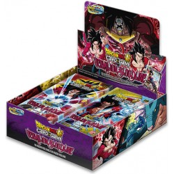 Booster serie 11x24 - DRAGON BALL SUPER CARD GAME - Vermillion Bloodline FR